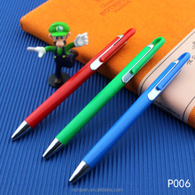 wholesale plastic model promotional plastic ball pen