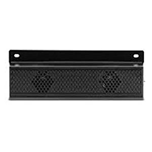 NEC SoundbarPro - Speakers - 1 Watt - black - for MultiSync LCD2090, LCD2490, LCD2690, LCD3090, P221, P232, P241, PA231, PA241, PA271, PA301