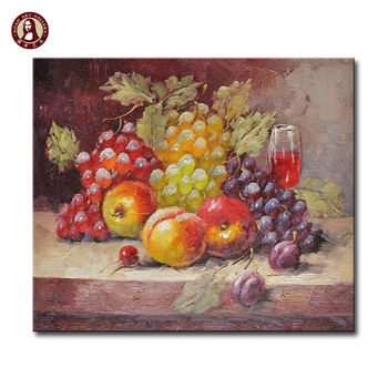 Famous Still Life Fruit Paintings For Living Room - Buy ...