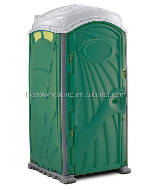 China High Quality HDPE Plastic Toilet used for big even