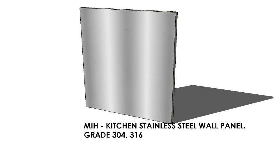 Kitchen Stainless Steel Wall Panel   Buy Kitchen Wall Panel. Product On  Alibaba.com