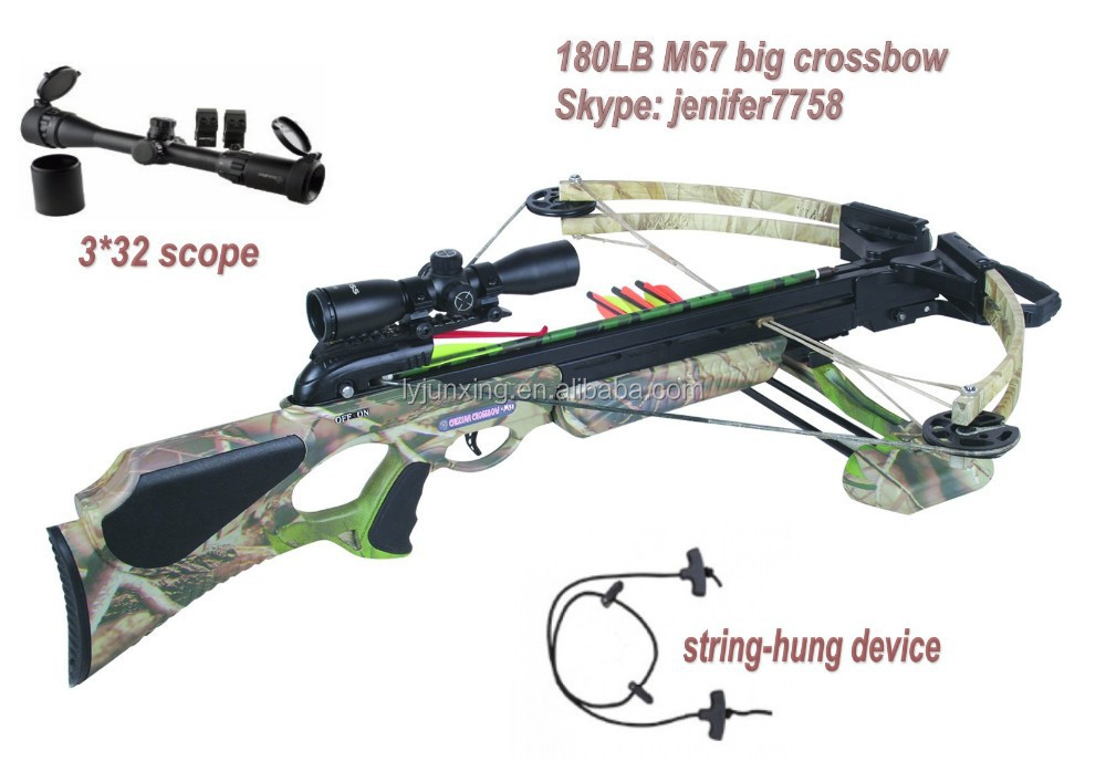 M67 Big Power Crossbow,Hunting,Bow And Arrow Set,Pistol Crossbow - Buy  Crossbow,Archery,China Wholesale Product on Alibaba com