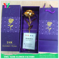 Wholesale golden rose cosmetics turkey gold plated rosesdubai gold plated jewelry set