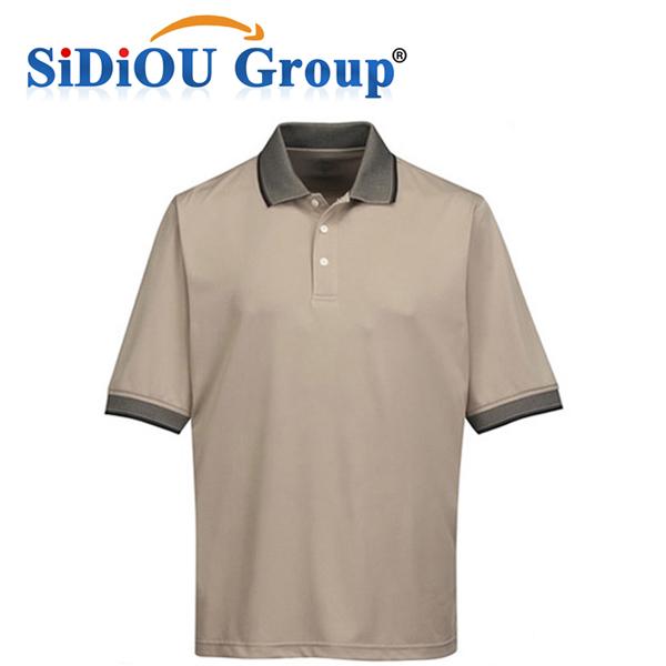 6717013d9 الجاكار طوق رجالي ماركة بولو القميص الخاكي-تيشرتات ببمقاس كبير-معرف ...