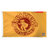 Custom Cleveland Knights 3 X 5 Flag NBA Banner