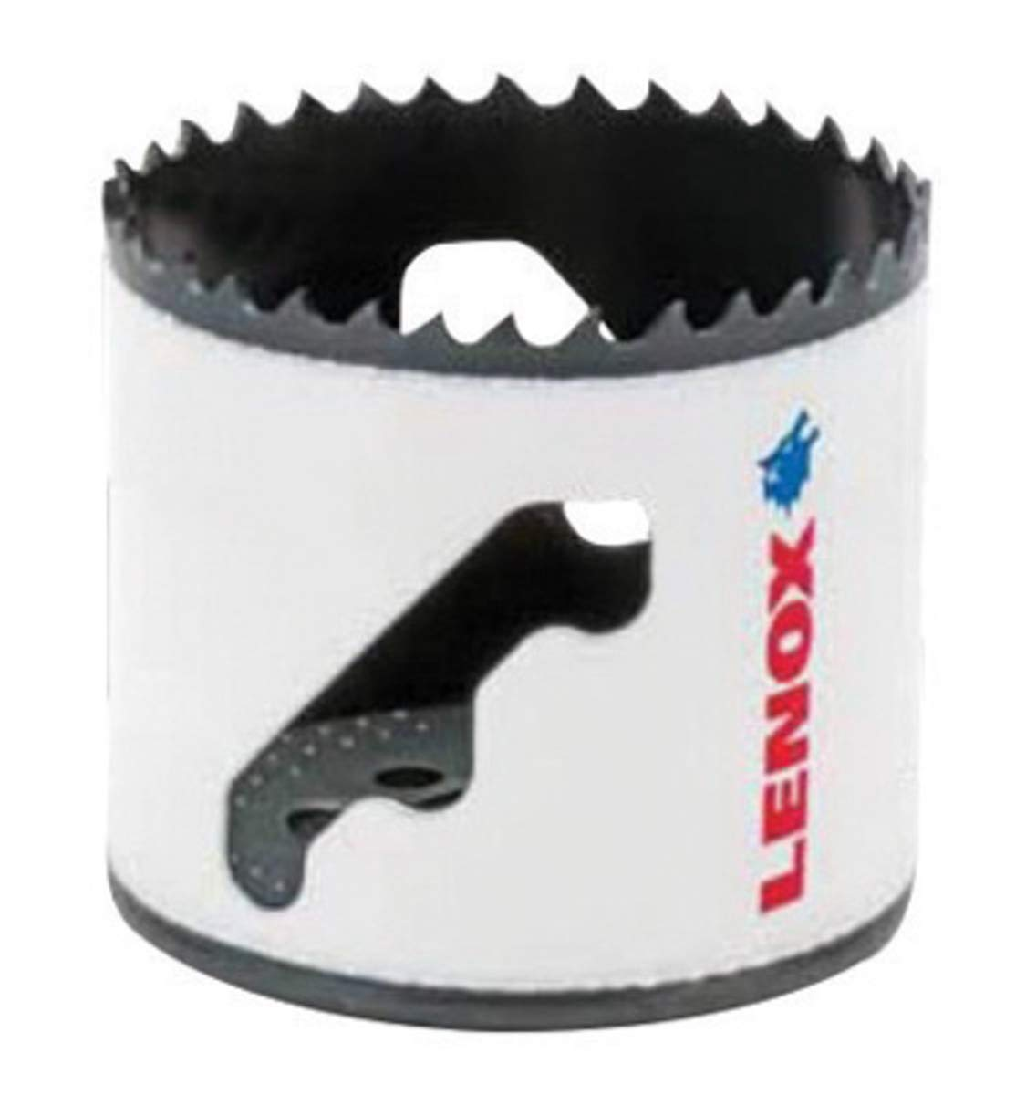 """1 9/16"""" Lenox Speed Slot Bi-Metal Hole Saw With 4/5 Variable Pitch Teeth Per Inch For Use With 2L, 3L, 6L, 7L Standard And 2L, 6L Snap-Back Arbors (Boxed)"""