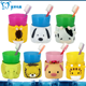 Animal children toothbrush mouth cup