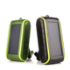 Universal 6000mAh Solar Power Bank with Led Light Solar Hand Crank Charger