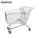 High quality metal grocery supermarket shopping trolley cart for European Market HAN-E180B 8078