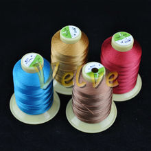 UV resistant sewing thread