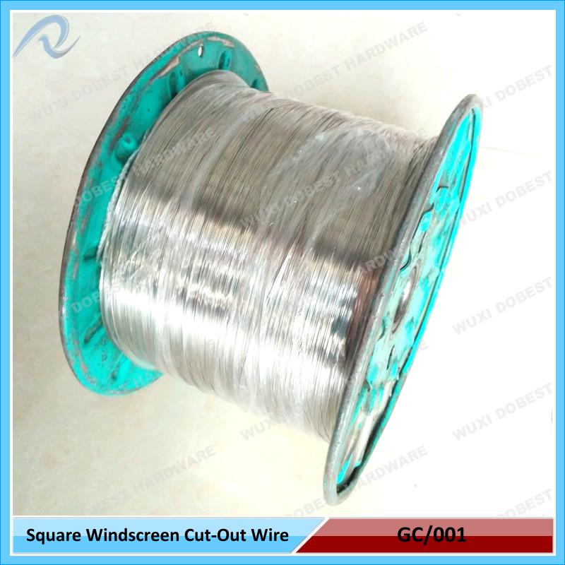 Windscreen Cutting Out Square Wire 50m