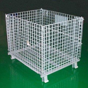 High Capacity Wire Cabinets Storage Bins /storage Cage