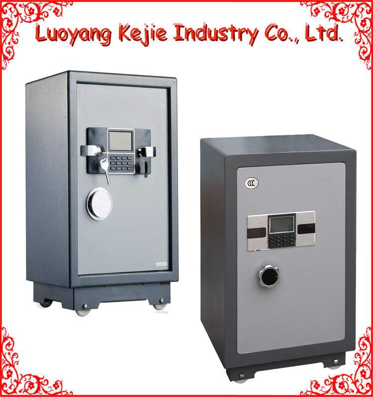 Heavy Duty Money Fireproof Safe Box Steel Wall Safe