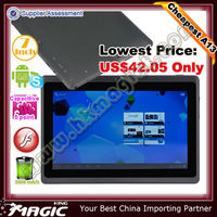 Cheapest 2012 touch screen pocket pc tablet pc 7 inch