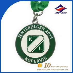 Discounted high quality metallic printing cheap medal coin with your own logo