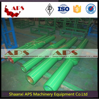 Bottom Hole Assembly Drill Stabilizer API 7-1 Integral spiral blade stabilizer in oil and gas/AISI4145H Mod/Non-magnetic