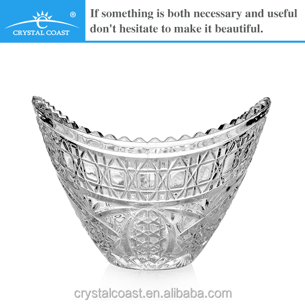 here s a great deal on cohet decorative gl bowl small clear - Decorative Glass Bowls