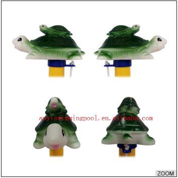 1 schwimmende Schildkröte Gießform