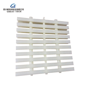Factory customize plastic /abs /pvc pool grating drain grate cover swimming pool overflow grating for pools