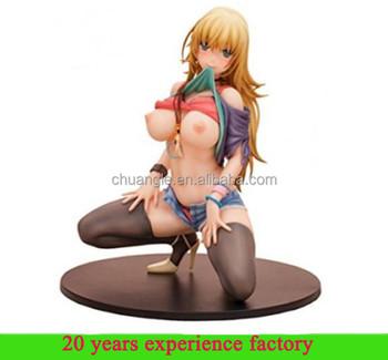Hot naked anime girl