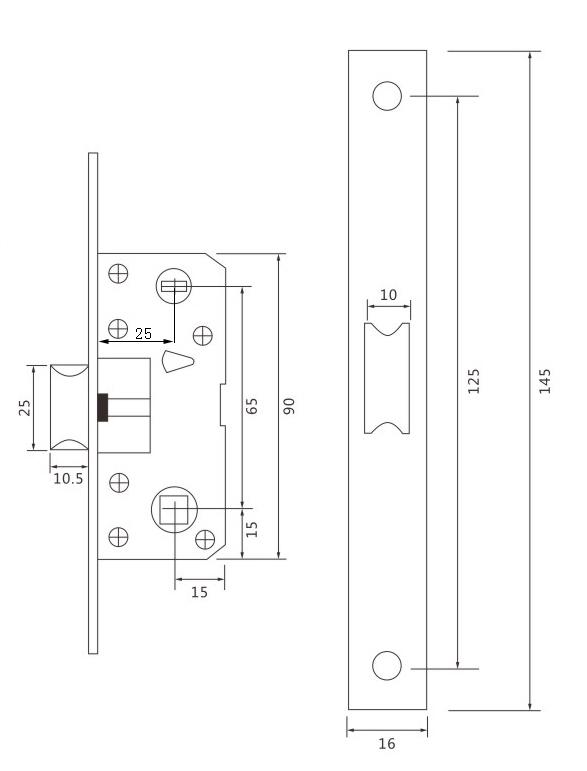 Bathroom Names: Doors Parts Names & Door Parts Name Double Swinging
