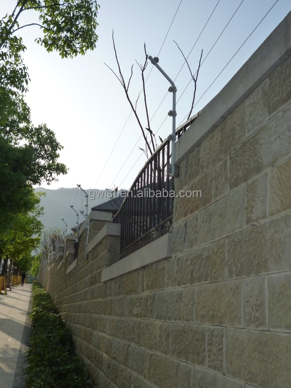 wall top security electric fence energizer residential property protection electric fence electric security fence wire
