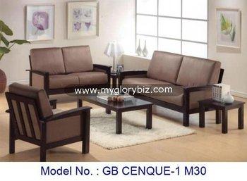 Modern Design Wooden Furniture Set