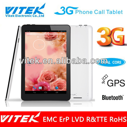 2013 New 3G Android Tablet MID Smartbook 7 inch