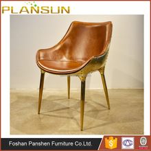Brilliant Scandinavian Aluminium Philippe Starck Passion Diana chair