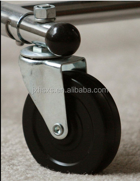 bw castor wheel/office chair base caster/wheels for office chairs in furniture casters