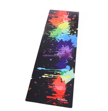 Wholesale anti-slip yoga mat eco friendly yoga mat with carry strap washable yoga mat