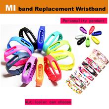 Xiaomi Miband Smart Wristband Sillicone Replace Belt Strap Mi Band Bracelet Replacement Band Accessories