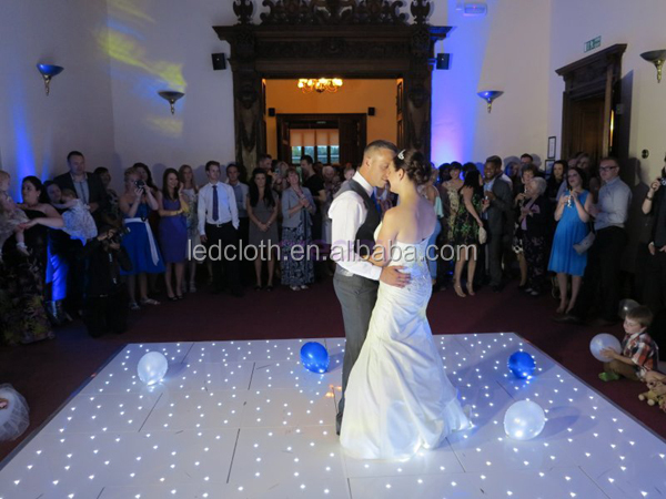 led panels hire 5050 RGBW 3 in 1 strip stage DJ wedding dance floor