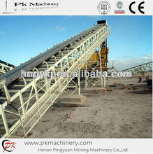 Alibaba Golden Supplier Sand Making Belt Conveying Equipment