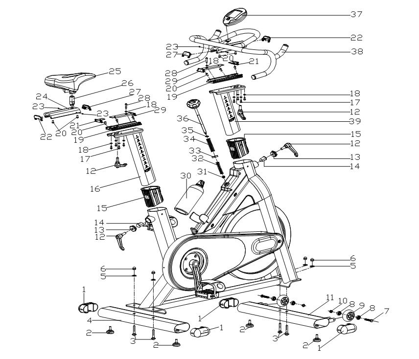 HTB1.tXdKVXXXXaiaXXX760XFXXXo newly home use spinning bike,spin bike,on sale gym bike buy home