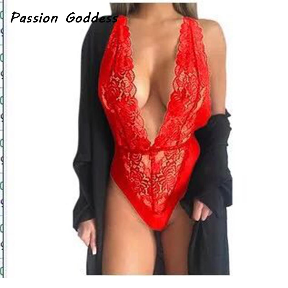 Летние сексуальные женские кружевные сетчатые боди, комбинезоны, прозрачные короткие комбинезоны, боди, облегающие боди XXL(Китай)