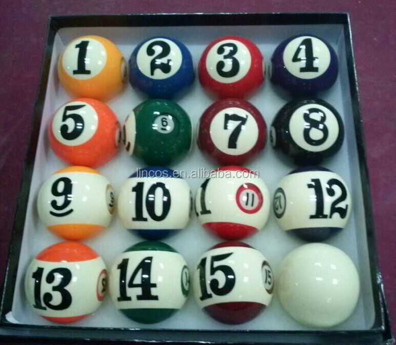 57mm pool billiard ball