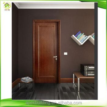 Modern Bedroom Wooden Door Designs modern simple interior comfort room door bedroom wood door designs
