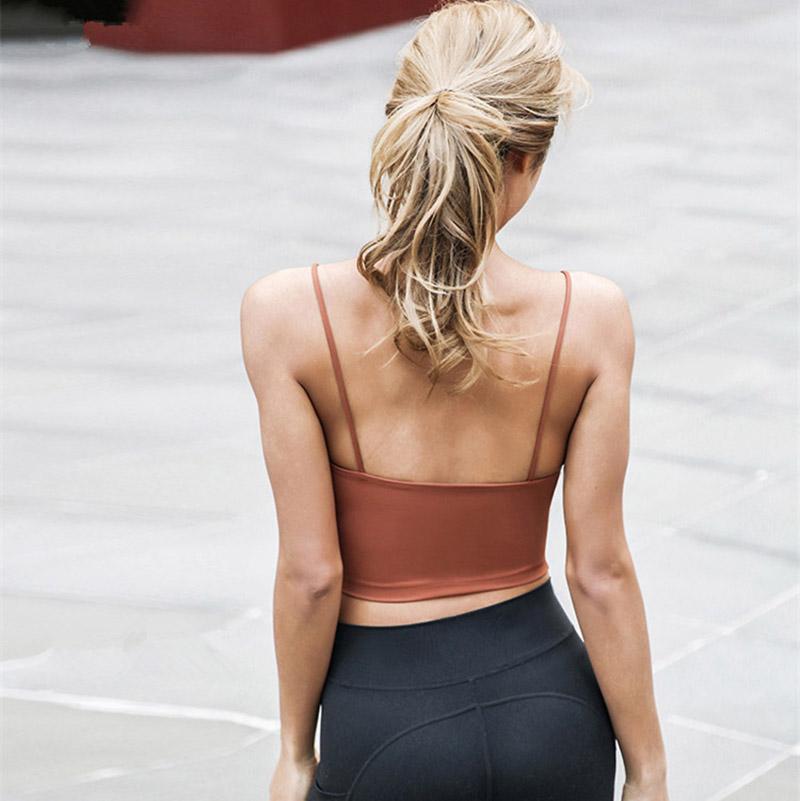 2018-Mesh-Fitness-Yoga-Tops-Breathable-Sportswear