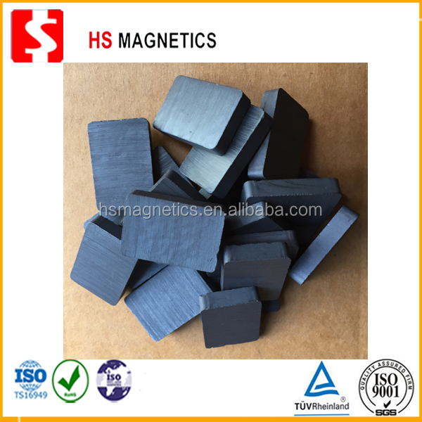 Pot, Disc, Block, Bar Permanent Ceramic/Ferrite Magnet