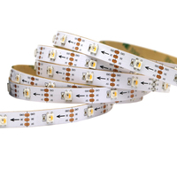 16.4Ft SK6812 150 Pixels Individually addressable rgbw led strip Light 30Leds/M Ribbon Light ws2812 led strip rgbw