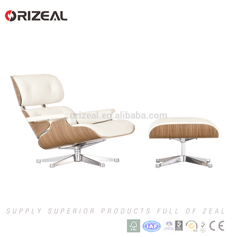 European Leather Lounge Chair Ottoman, European Leather Lounge Chair  Ottoman Suppliers And Manufacturers At Alibaba.com