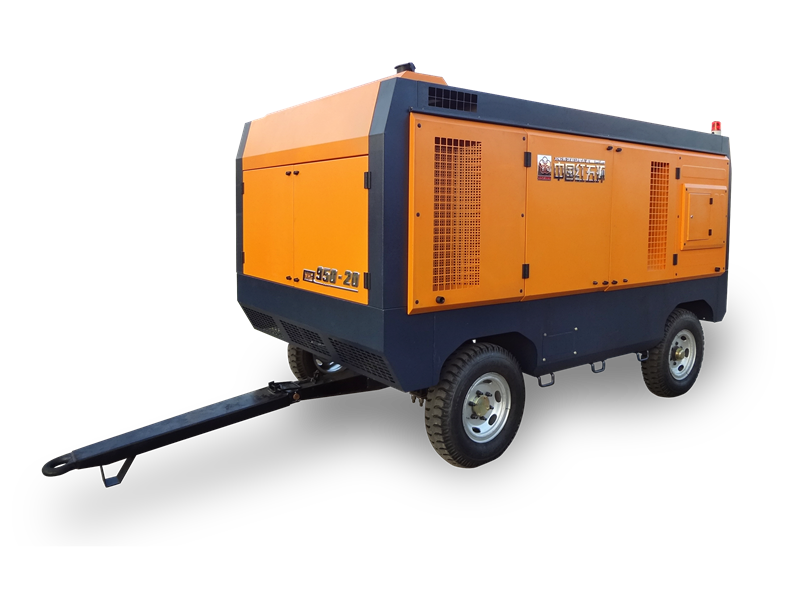 Mobile Air Compressor >> Mobile Diesel Air Compressor Portable Diesel Screw Air Compressor
