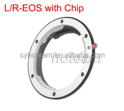 3 generation AF Confirm Lens Adapter For Leica R LR L/R Lens to Canon EOS