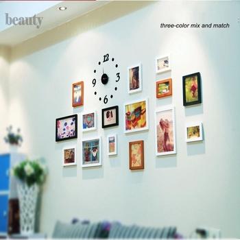 Handmade Cheap 15 Frames Fashionable Art Minds Wood Frame Wall ...