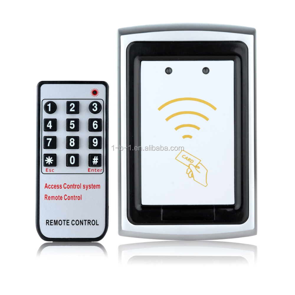 Dripstone Keypad Access Control Wiegand 26 Door Card Reader with remote control