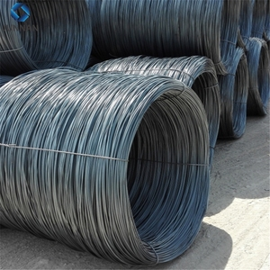 50,000TONS READY STOCK MS Low Carbon Mild Steel Wire Rod Q195 SAE1006 SAE1008