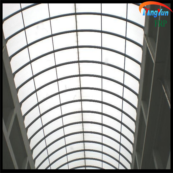 FRP Transparent Greenhouse Roofing Material