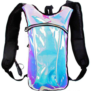 Hydration Pack Backpack package 2L Water for hiking or camping colorful bagpack