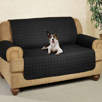 Indian Patchwork Leather Sofa Covers